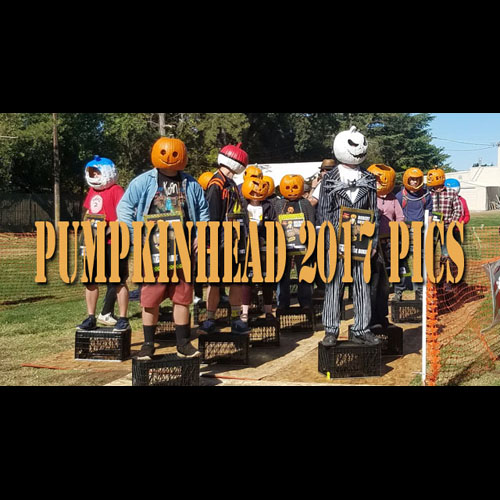 Pumpkinhead 2017 at Manzanita Place in Chico 10/14/17