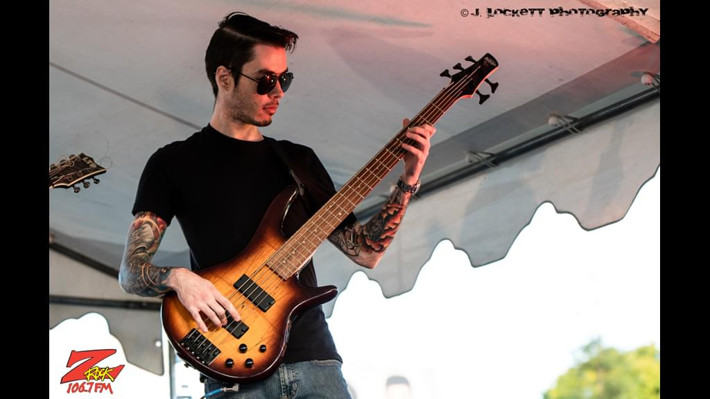 Carcoso plays the Feather Falls stage at Pumpkinhead 2019 live at Carl's Jr on East and Esplanade in Chico California for 106.7 Z-Rock