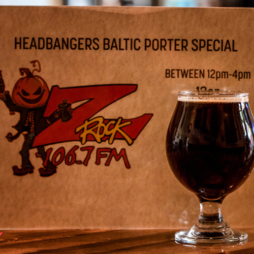 Headbanger's Baltic Release Party – 10/5/19