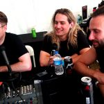 106.7 Z-Rock's New Language interview at Aftershock Festvial 2019 Sunday October 13th 2019 at Discovery Park in Sacramento California