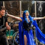 106.7 Z-Rock at Aftershock Festvial 2019 Sunday October 13th 2019 at Discovery Park in Sacramento California, Blue Midnight Performs