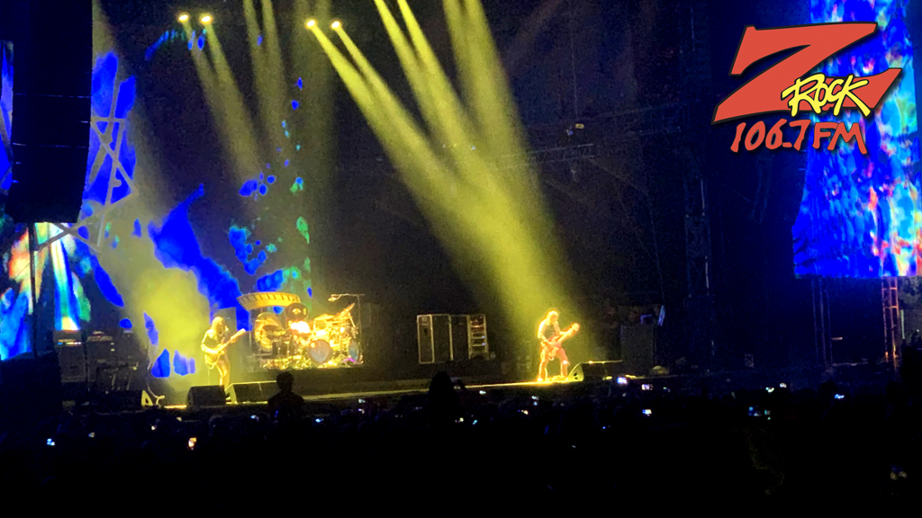 106.7 Z-Rock at Aftershock Festvial 2019 Sunday October 13th 2019 at Discovery Park in Sacramento California, Tool Performs