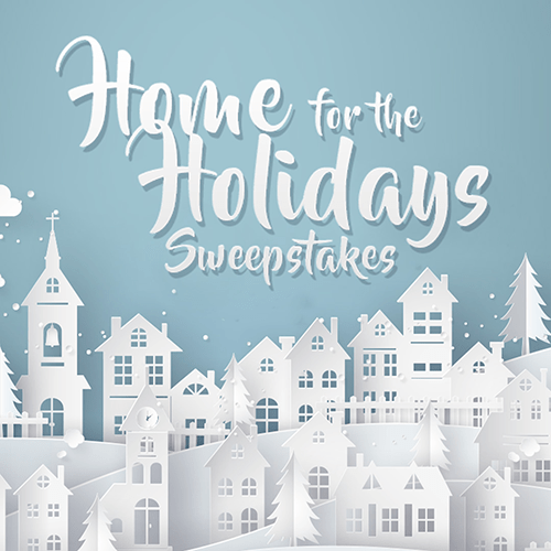 Win $3,000 For The Holidays