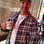 One of the recipients of Tim Buc Moore's custom Z-Rock Doodle Mugs....which sounds way dumber than we were hoping...