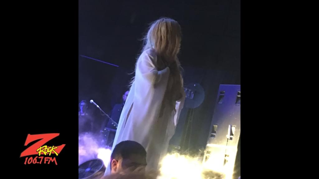 In This Moment at the Senator Theatre in Chico CA