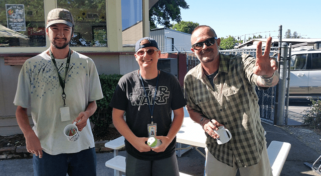 Wake the Buc Up! – Jenn's Cafe in Oroville 06-21-18