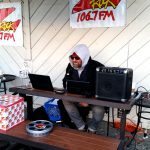 Tim Buc Moore broadcasting live from Fresh Twisted Cafe in Chico CA for Wake the Buc Up December 13th 2018
