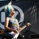 L7 plays The Bash: Music & Craft Beer Festival at Papa Murphy's Park in Sacramento 6/16/19