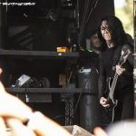 106.7 Z-Rock at Aftershock Festvial 2019 Friday October 11th 2019 at Discovery Park in Sacramento California, Motionless in White performs
