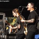 106.7 Z-Rock at Aftershock Festvial 2019 Friday October 11th 2019 at Discovery Park in Sacramento California, Beartooth performs