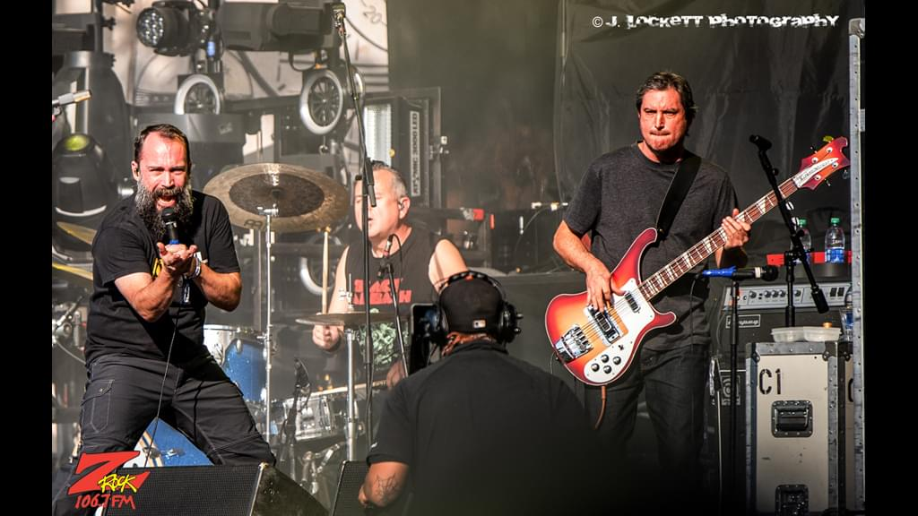 106.7 Z-Rock at Aftershock Festvial 2019 Friday October 11th 2019 at Discovery Park in Sacramento California, Clutch performs