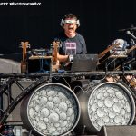 106.7 Z-Rock at Aftershock Festvial 2019 Sunday October 13th 2019 at Discovery Park in Sacramento California, Crystal Method Performs