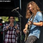 106.7 Z-Rock at Aftershock Festvial 2019 Saturday October 12th 2019 at Discovery Park in Sacramento California, Joey Morrow of Badflower performs