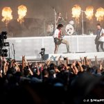 106.7 Z-Rock at Aftershock Festvial 2019 Sunday October 13th 2019 at Discovery Park in Sacramento California, A Day To Remember Performs
