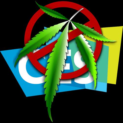 CES 2020: Cannabis Ban?