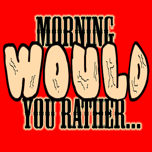 Morning Would You Rather Logo