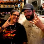 Frost with Z-Rocker Ryan during Beer-30 on 106.7 Z-Rock during Feather Falls Fridays at Feather Falls Brewing Company in Oroville CA
