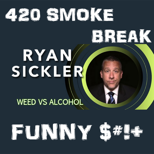 VIDEO: Weed vs. Alcohol