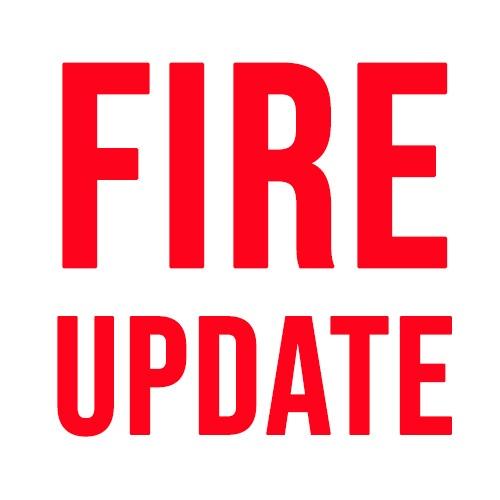 Fire Update 9-25-20  6:00pm