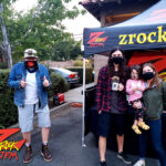 Tim Buc Moore with local Buc Heads at the PV Circle K/Chevron in Chico California for Wake the Buc Up on 106.7 Z-Rock October 8th 2020