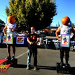 Pumpkinhead 2020, live from Carl's Jr. on East and the Esplanade in Chico California on 106.7 Z-Rock