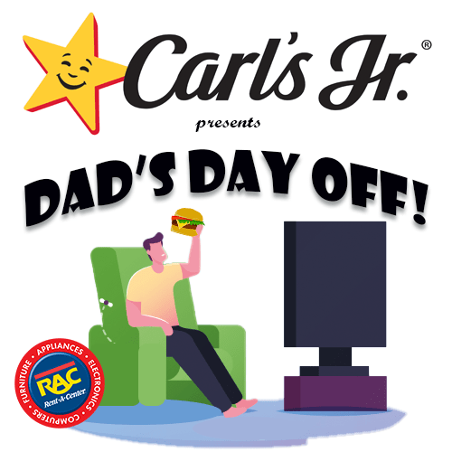 Dads Day Off Graphic 2021