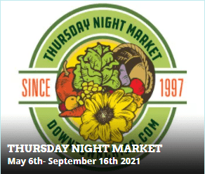 Thursday Night Market