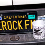 """World famous Z-Rock """"Doodle"""" mug customized by Tim Buc Moore at Hilltop Cafe in Magalia California for Wake the Buc Up on 106.7 Z-Rock June 10th 2021"""