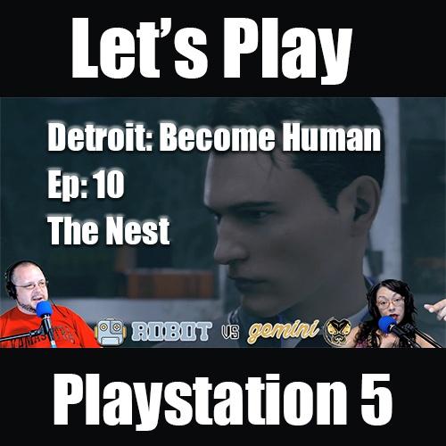 VIDEO   Robot vs Gemini – The Nest