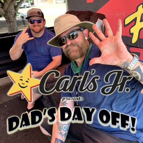 Dad's Day Off – 6/19/21